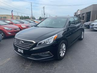 Used 2016 Hyundai Sonata 2.4L GL for sale in Hamilton, ON