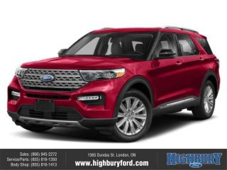 New 2020 Ford Explorer Platinum for sale in London, ON