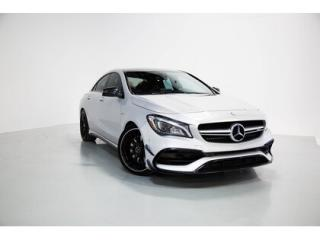 Used 2017 Mercedes-Benz CLA-Class CLA45   AMG   NAVI   SUNROOF for sale in Vaughan, ON