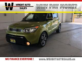 Used 2015 Kia Soul SX Luxury NAVIGATION LEATHER MOON ROOF 134,096 KMS for sale in Cambridge, ON