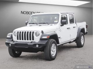 Used 2020 Jeep Gladiator Sport S 4x4 for sale in Mississauga, ON