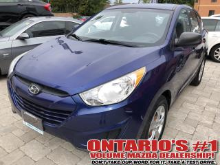 Used 2012 Hyundai Tucson GL,TRADE IN ONE OWNER CLEAN  !!! for sale in Toronto, ON