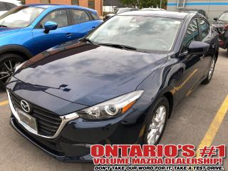 Used 2018 Mazda MAZDA3 SE for sale in Toronto, ON