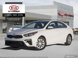 Used 2020 Kia Forte Sedan LX IVT for sale in Kitchener, ON