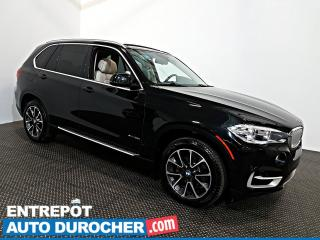Used 2016 BMW X5 XDrive35i AWD NAVIGATION - Toit Ouvrant - A/C - for sale in Laval, QC