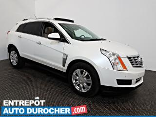Used 2013 Cadillac SRX Luxury AWD TOIT OUVRANT - Automatique - A/C - Cuir for sale in Laval, QC
