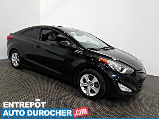 Used 2013 Hyundai Elantra Coupe GLS AIR CLIMATISÉ - Groupe Électrique - for sale in Laval, QC