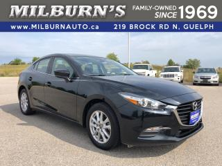 Used 2018 Mazda MAZDA3 GS / Nav. for sale in Guelph, ON
