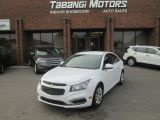 2015 Chevrolet Cruze NO ACCIDENTS - BIG SCREEN - REAR CAM - REMOTE START - BT