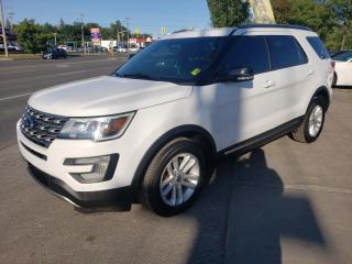 Used 2017 Ford Explorer 4WD 4dr XLT   LEATHER   NAVI for sale in Toronto, ON