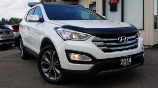 Used 2014 Hyundai Santa Fe Sport 2.0T AWD - LEATHER! BACK-UP CAM! PANO ROOF! for sale in Kitchener, ON