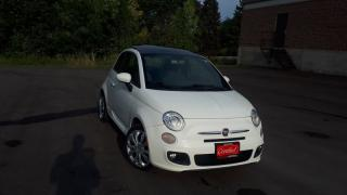 Used 2013 Fiat 500 2dr HB Sport for sale in Mississauga, ON