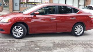 Used 2015 Nissan Sentra 4DR SDN for sale in Brampton, ON