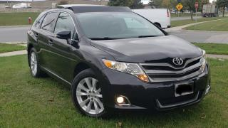 Used 2014 Toyota Venza 4DR WGN for sale in Brampton, ON
