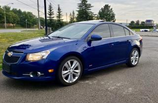 Used 2012 Chevrolet Cruze for sale in Brampton, ON