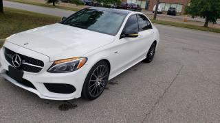 Used 2016 Mercedes-Benz C-Class C450 AMG 4MATIC.AMG for sale in Brampton, ON