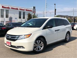 Used 2015 Honda Odyssey SE - Heated Seats - Rear Camera - Alloy Wheels for sale in Mississauga, ON