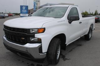 Used 2020 Chevrolet Silverado 1500 Work Truck for sale in Carleton Place, ON