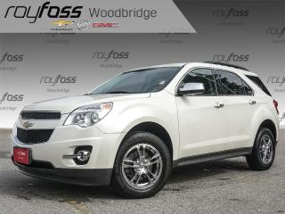 Used 2015 Chevrolet Equinox LT PIONEER, HEATED SEATS, BACKUP CAM for sale in Woodbridge, ON