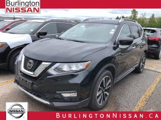 Used 2019 Nissan Rogue SL for sale in Burlington, ON