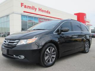 Used 2016 Honda Odyssey Touring | REAR DVD | NAVI | BACK UP CAM for sale in Brampton, ON