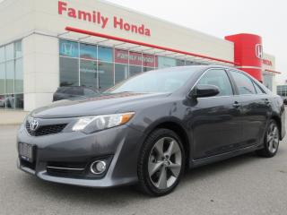 Used 2012 Toyota Camry SE | PUSH TO START | NAVI | BLUETOOTH for sale in Brampton, ON