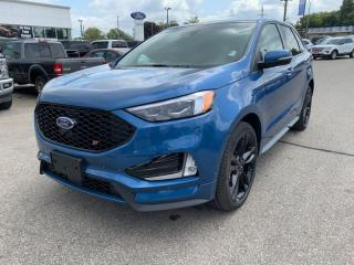 Used 2019 Ford Edge ST AWD  ENHANCED PARK ASSIST, NAV for sale in Woodstock, ON