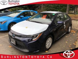 Used 2020 Toyota Corolla Hybrid - for sale in Burlington, ON
