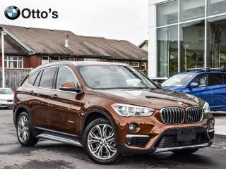 Used 2016 BMW X1 xDrive28i NAV, DRIVING ASSISTANT, LOADED for sale in Ottawa, ON