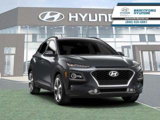 Used 2020 Hyundai KONA 2.0L Luxury AWD  - Leather Seats - $172 B/W for sale in Brantford, ON