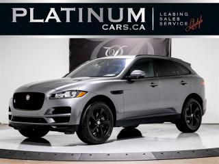 Used 2018 Jaguar F-PACE 30t Premium, NAVI, PANO,BLIND SPOT,CAMERA,XENON, F-PACE for sale in Toronto, ON