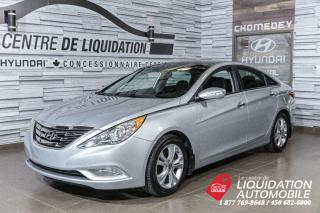 Used 2013 Hyundai Sonata Limited+GPS+CUIR+TOIT for sale in Laval, QC