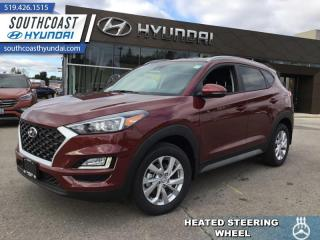 Used 2020 Hyundai Tucson Preferred  - Back Up Sensors - $172 B/W for sale in Simcoe, ON