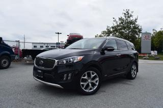 Used 2017 Kia Sorento SX/SX Limited for sale in Coquitlam, BC