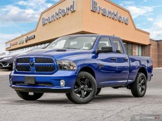 Used 2019 RAM 1500 Classic Express  - $223 B/W for sale in Brantford, ON