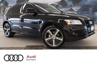 Used 2015 Audi Q5 2.0T Technik +  S-Line | Nav | Rear Cam for sale in Whitby, ON