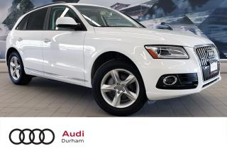 Used 2016 Audi Q5 2.0T Komfort + AWD | Heated Seats | Low Km's! for sale in Whitby, ON