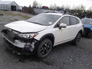 Used 2018 Subaru XV Crosstrek for sale in St-Philibert, QC