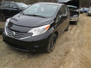 Used 2014 Nissan Versa Note for sale in St-Philibert, QC