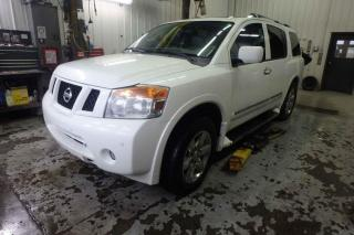 Used 2010 Nissan Armada for sale in St-Philibert, QC