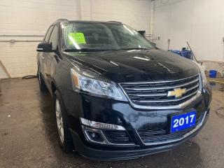 Used 2017 Chevrolet Traverse LT for sale in Nipigon, ON