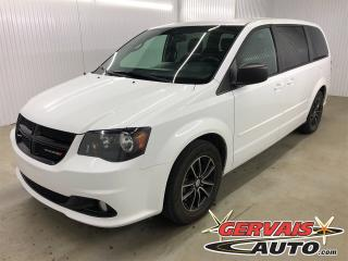 Used 2015 Dodge Grand Caravan SXT Blacktop MAGS DVD CAMÉRA STOW N GO for sale in Trois-Rivières, QC