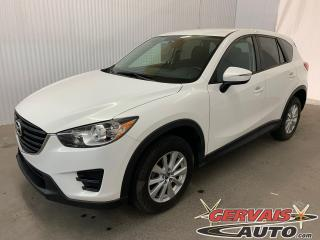 Used 2016 Mazda CX-5 GX 2.5 AWD MAGS Bluetooth A/C for sale in Shawinigan, QC