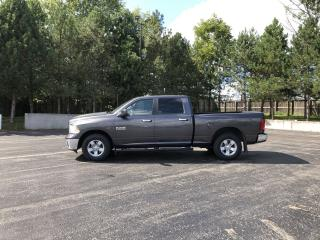 Used 2014 RAM 1500 SLT Diesel Crew CAB 4X4 for sale in Cayuga, ON