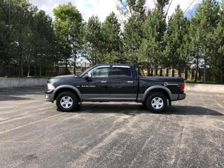 Used 2011 RAM 1500 Outdoorsman SLT Crew 4X4 for sale in Cayuga, ON