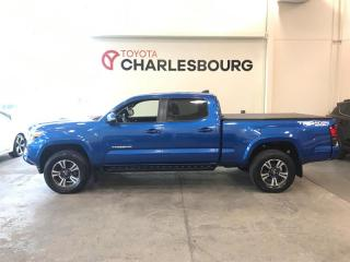 Used 2018 Toyota Tacoma TRD SPORT DOUBLE CAB 4X4 for sale in Québec, QC
