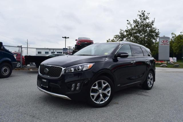 2017 Kia Sorento SX/SX Limited NAVI/AWD/LEATHER/ROOF/7SE