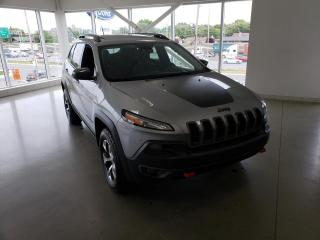 Used 2015 Jeep Cherokee Trailhawk 4 portes 4 roues motrices for sale in Montréal, QC