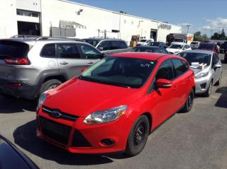 Used 2014 Ford Focus Hayon 5 portes SE for sale in Montréal, QC