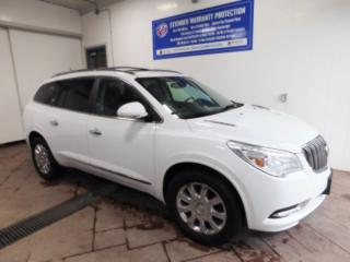 Used 2017 Buick Enclave LEATHER SUNROOF for sale in Listowel, ON